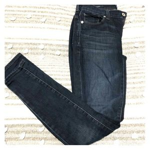 Dark blue Lucky Brand jeans